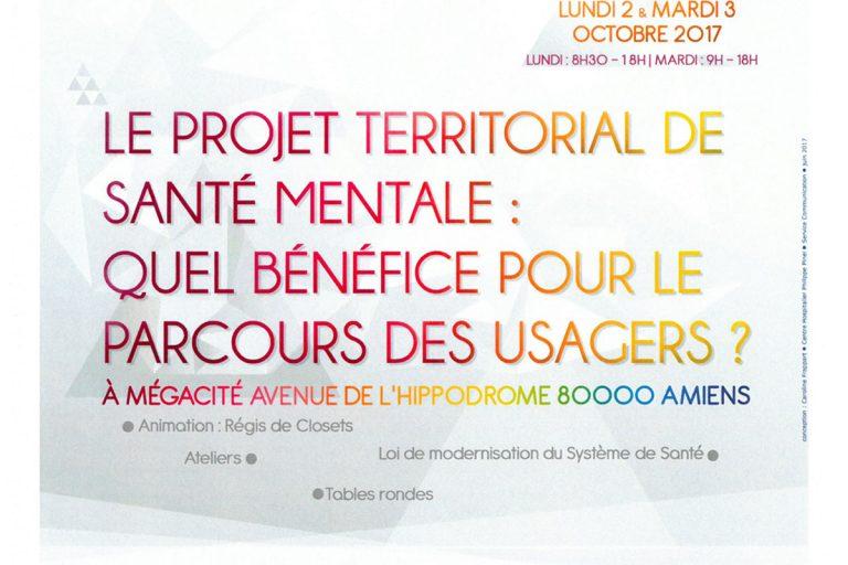 La Nouvelle Forge s'implique dans l'organisation des Journées Santé Mentale France 2017