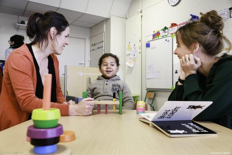 Depuis un an, des enfants avec autisme sont accueillis à l'unité d'enseignement maternelle « les petites pousses » de Beauvais